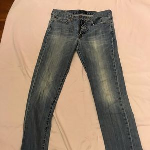 Lucky light wash jeans